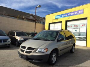 2007 DODGE GRAND CARAVAN *STOW&GO** ACCIDENT FREE!!!FRESH SAFETY