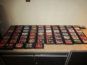 Sega Genesis Games (SEE LIST FOR PRICES) Starting at 2.00 and up