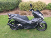 Honda PXC125 Scooter PX Swap UK Delivery 12 months mot