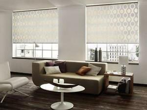 ROMAN SHADES, ZEBRA SHADES, ROLLER SHADES, HORIZONTAL BLINDS, VERTICAL BLINDS, WOOD BLINDS! BEST WINDOW COVERING!