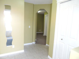 2 Bedrooms Bi-Level Lower-level Suite, Available Immediately