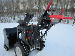 """"""" 11.5 HP. 28"""" CRAFTSMAN Snowblower - Only One Year Old """""""