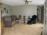 NEW PRICE- $84900- MINI HOME WITH GARAGE IN DIEPPE