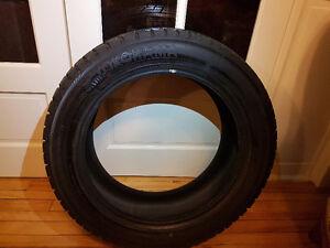 4 pneus d hiver  yokohama 235/55/19