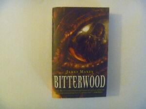 JAMES MAXEY - Bitterwood (2007 Paperback)
