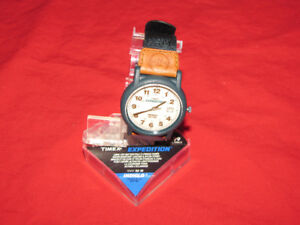Timex Expedition watch:  Indiglo (T 43151)