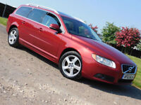 2012 VOLVO V70 2.4 D5 AUTO Geartronic SE Lux ESTATE**FSH**LEATHER**NAV**2 OWNER
