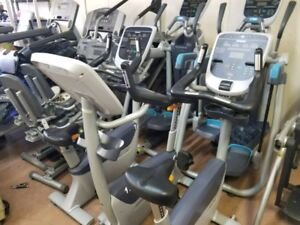 Precor 835 Commercial Upright Bikes-Worth over $4000 New
