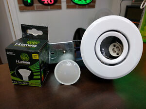 "POTLIGHTS 3.5""RETROFIT kit with 6.5w LED bulb -BUY2 GET1 FREE!"