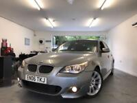 2006 Grey BMW 525D M Sport E60 2.5 Diesel Auto Saloon 5 Door 530D