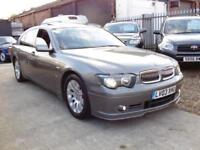 BMW 760LI Limo 6.0 V12 Luxury Muscle Auto, Petrol, 2003 (03)
