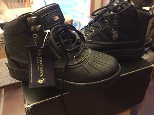 New Polo boys boots size 13 London Ontario image 5