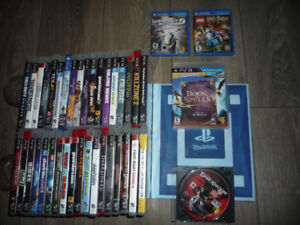 PS3 / PS VITA games for sale