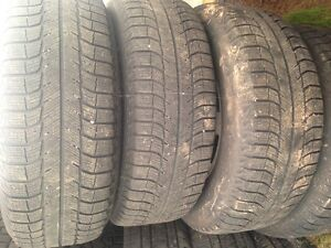 Wheels and tires Michelin X-ICE 265/70R17