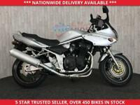 SUZUKI BANDIT 1200 GSF 1200 SK2 12 MONTH MOT GOOD EXAMPLE 2003 03