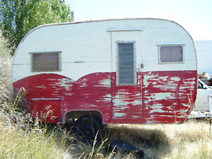 LOOKING FOR: Fixer Upper ATV Or Camping/Travel Trailer/MotorHome
