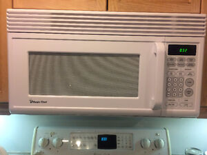 Magic Chef: Over The Range Microwave ($150 OBO)