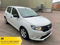 2014 Dacia Sandero AMBIANCE HATCHBACK Petrol Manual