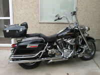 HARLEY DAVIDSON ROAD KING LOADED -PRICED TO SELL