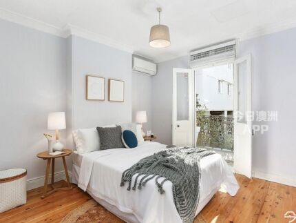 Surry Hills near central station Terrace house big room for rent
