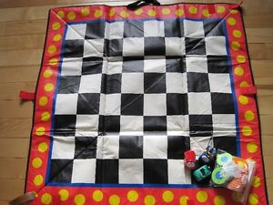 Discovery toys reversible play mat