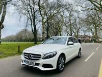 2016 Mercedes-Benz C Class C350e Sport 5dr Auto ESTATE Petrol/Plugin Elec Hybrid