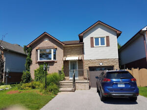 Detached Home in North Oshawa for Rent  $2,000