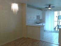 Condo minutes from Lachine Canal/PRIVATE PARKING SPACE