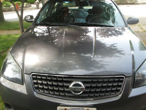 ALTIMA 2.5 SL - IN GOOD WORKING CONDITION - FOR SALE