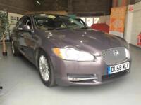 2008 58 Jaguar XF 2.7TD auto,Luxury Full Leather