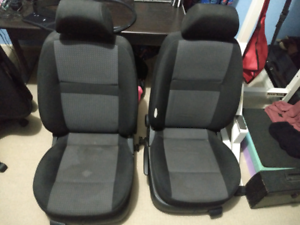 FREE driver and passenger Seats for Mk4 golf good condition Riddells Creek Macedon Ranges Preview
