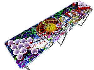 table de beer pong a louer --- beer pong table for rent