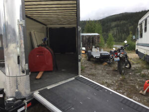 Enclosed Trailer & Other