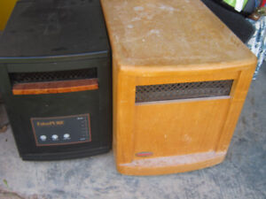 two heater
