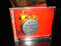 CD-PERFECT TIMING-JOHNNY DANGEROUSLY+DJ STORM (TECHNO+HOUSE)