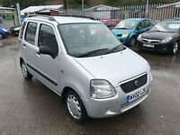 Suzuki Wagon R 1.3 GL ~ 2002 ~ Only 78K ~ May 18 Mot ~ Bargain