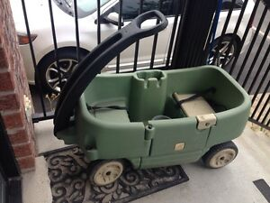 Brouette wagon step 2
