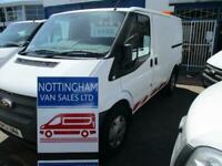 2012 Ford Transit Low Roof Van ECOnetic TDCi 100ps PANEL VAN Diesel Manual