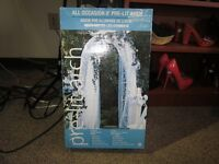 8 Foot Pre-Lit Archway In The Box For Sale $30