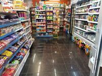 Food & Wine shop for sale with Ria money Transfer service