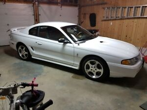 1996 Ford Mustang SVT Cobra - Quick Sale