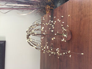 Rustic willow tree