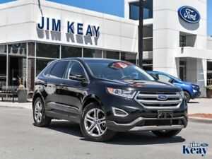 2018 Ford Edge Titanium AWD  - One owner - Certified