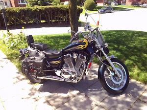 moto suzuki intruder 1991 usagée à vendre