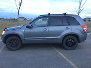 2007 Suzuki Grand Vitara Leather trim SUV, Crossover