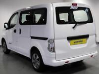 2015 Nissan e-NV200 Acenta Van Auto Electric white Automatic
