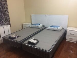 2BLE ROOM - 2 BEDS - ST CLAIR WEST - CLOSE TO SUBWAY