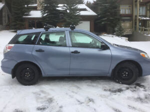 2008 Toyota Matrix Wagon