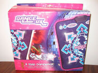 Sony Playstation One Two PS1 PS2 UK DanceMat Workout Brand New 8 Step Boxed Party Game