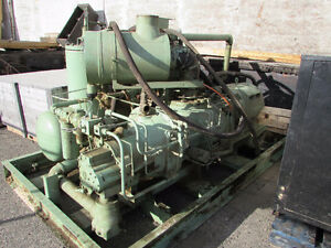 Sullair Green Compressor Prince George British Columbia image 5